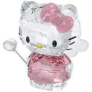 Swarovski Crystal Hello Kitty Figurine