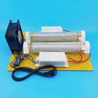 110V 15g Tube Ozone Generator  Air Purifier Ozone Disinfection Machine USA