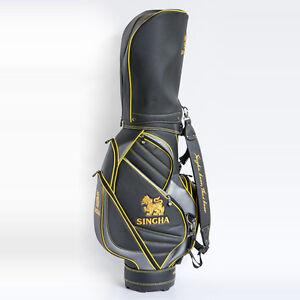Golf bag beer caddy