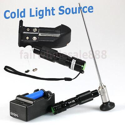 Usa Handheld Led Cool Cold Light Source Endoscopy Endoscope 3w-10w Surgery
