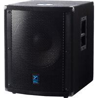 SUBWOOFER AMPLIFIEE YORKVILLE ELITE LS720P