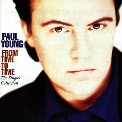 Paul Young   From Time To Time  Singles Collection  New Cd