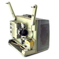Vintage Projectors & Screens