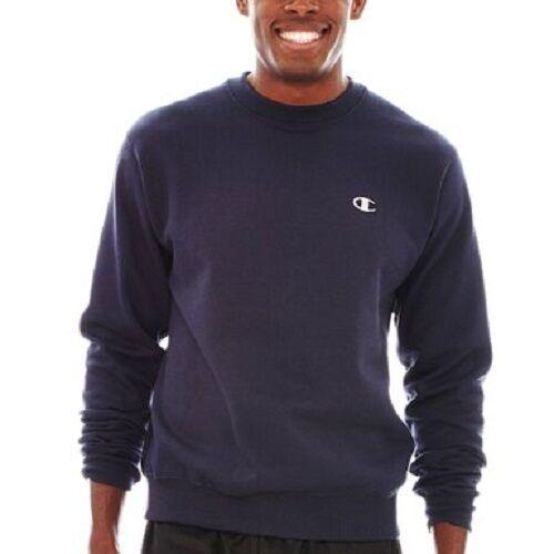 Champion Men Future Friendly Eco Fleece Crew Sweatshirt Pullover ...