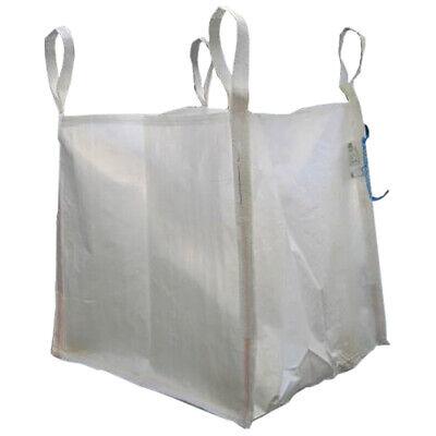 1 Ton Bulk Bag Builders Rubble Sack FIBC Tonne Jumbo Waste Storage Bag