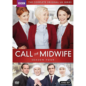 Call the Midwife season 4 DVD