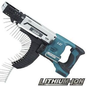 MAKITA DFR750Z 18v Lithium-ion Cordless Autofeed Screwgun (Body)