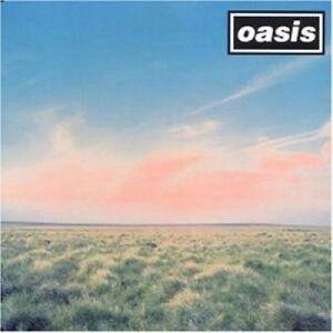 Oasis - Whatever (1994) CD 4 Track VG