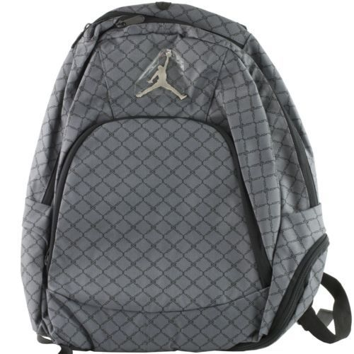 Nike Jumpman 23 Backpack Basketball School Gym Book Bag Air Jordan ...