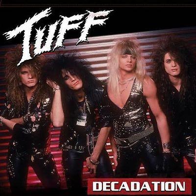 "TUFF ""Decadation Vinyl 12 Record Limited Edition Stevie Rachelle Glam Shameless"