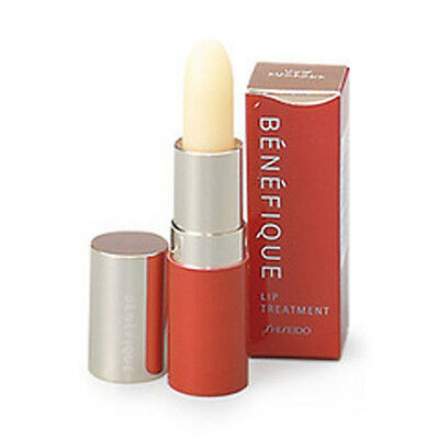 SHISEIDO BENEFIQUE Lip Treatment Stick Typ Lip Balm 4g from Japan