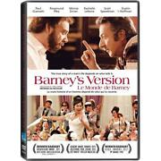 Barney's Version DVD
