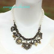 Multi Layer Pearl Necklace