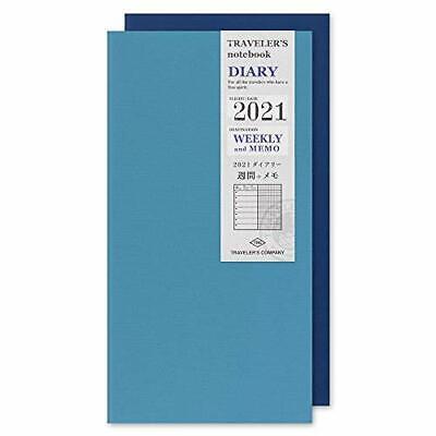 Toraberazunoto Notebook Refill 2021 A5 Slim Weekly 14419006 2021 January Star