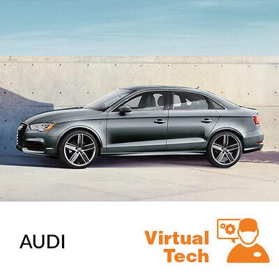 Audi - Digital Service and Repair Manual Expert Assistance