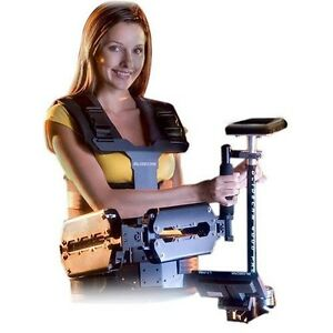 BRAND NEW: Steadicam Glidecam HD 4000 and X-10 Dual arm and Vest