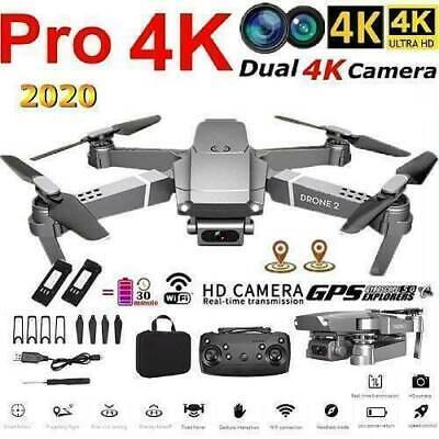 1080P HD Camera Drone 4K E68 FPV Wifi Aircraft Foldable Selfie Quadcopter R2B6 0