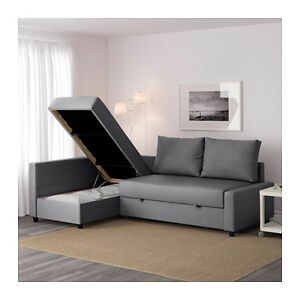 IKEA - FRIHETEN corner sofa-bed for sale - $600