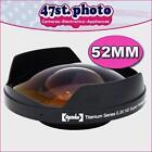 52mm Fisheye