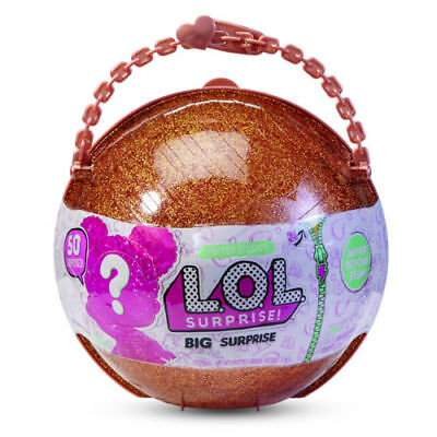 New Authentic Lol Big Surprise Doll Ball Gold Limited Edition Fast Shipping