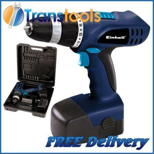 einhell cordless drill ebay. Black Bedroom Furniture Sets. Home Design Ideas