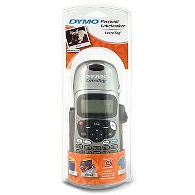 Dymo Letratag Lt-100h Handheld Label Maker For Office Or Home 1749027