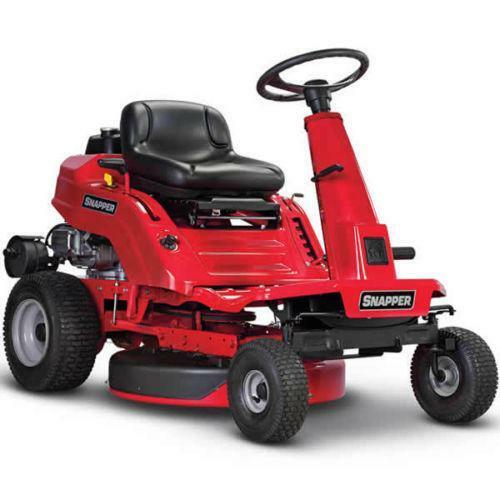 Snapper riding mower ebay for Used lawn mower motors