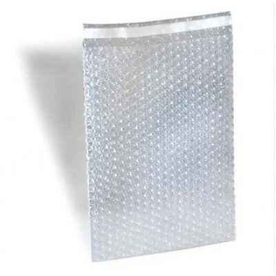 4x5.5 Bubble Out Pouches Bag Bubble Protective Wrap Bags - Self Seal