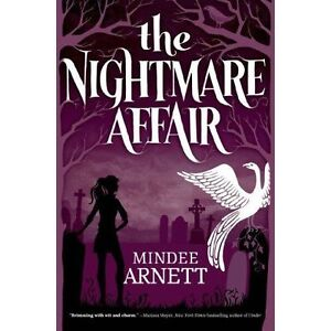 The Nightmare Affair Arkwell AcademyExLibrary - Dunfermline, United Kingdom - Returns accepted Most purchases from business sellers are protected by the Consumer Contract Regulations 2013 which give you the right to cancel the purchase within 14 days after the day you receive the item. Find out more ab - Dunfermline, United Kingdom