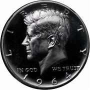1964 Kennedy Proof 69