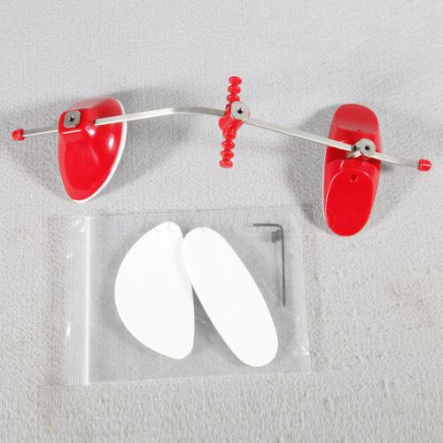 Dental orthodontic Face mask Forward pull Facemask Single Bars Red 2019 NEW JL2