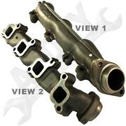 Hemi Exhaust Manifold