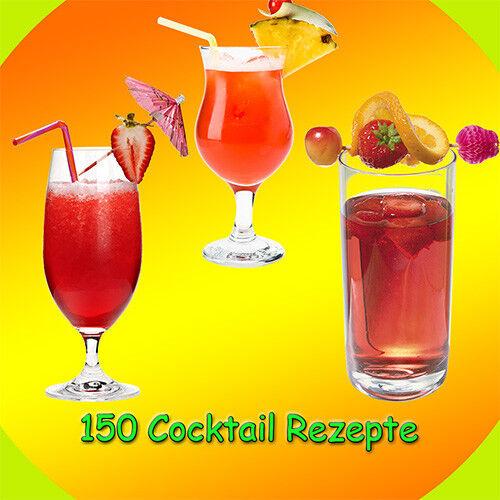 Ebook 150 Cocktail Rezepte