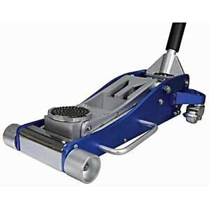3-Ton Aluminium Floor Jack Trolley Jack Low Profile Dual Pump Beenleigh Logan Area Preview