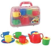 Plastic Tea Set