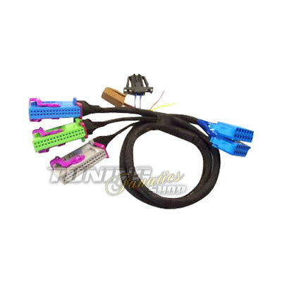 Adapter Cable Loom Retrofitting Mfa Fis by for Audi Tt 8n Speedometer in Golf 3/
