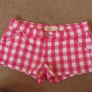 Womens Hollister Shorts Size 0