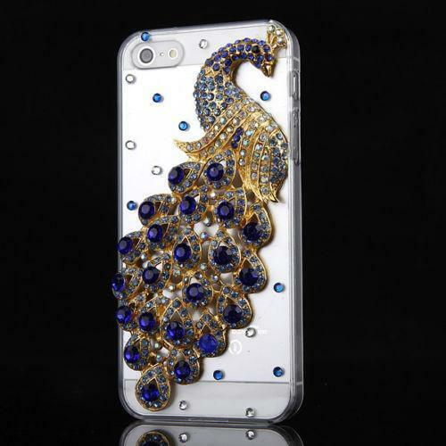 bling peacock iphone 4s case ebay