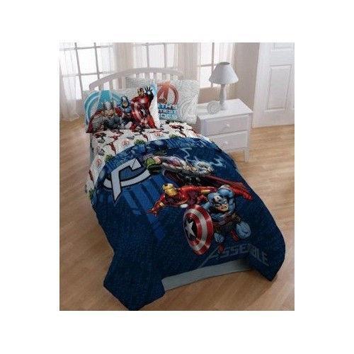Avengers Bedding Ebay