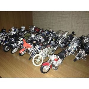 Collection 50 Moto Harley Davidson