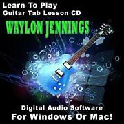 Waylon Jennings Guitar