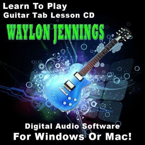 Waylon Jennings Guitar | eBay