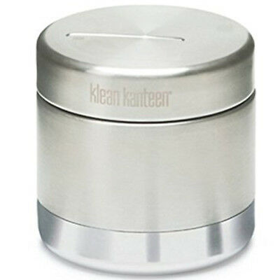 Klean Kanteen Vacuum Insulated 8 oz. Food Canister - Brushed Stainless for sale  Shipping to India