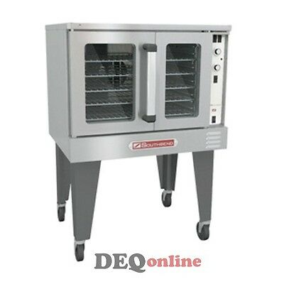 Southbend BGS/12SC Gas Single Deck Standard Depth Convection Oven