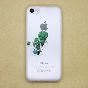 New Iphone 5/5S Case Cover Homer Simpson /Hulk