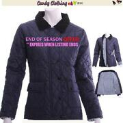 Ladies Barbour Jacket Size 16