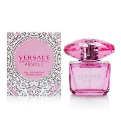 VERSACE BRIGHT CRYSTAL ABSOLU Perfume 3.0 oz New in Box