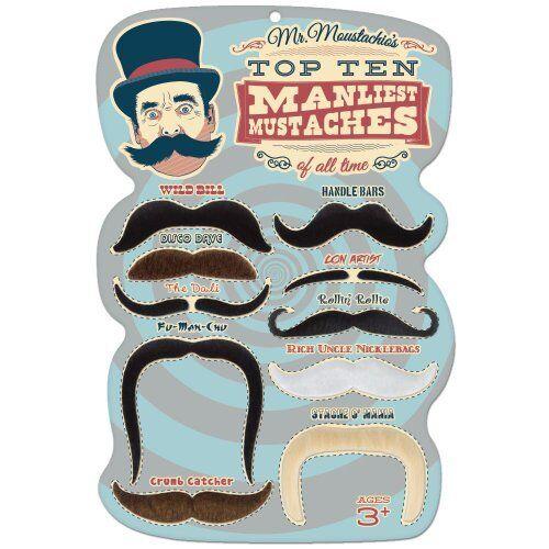 Mr. Moustachio