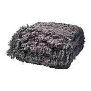 Grey Wool Throw