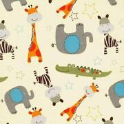 Stoff Giraffe
